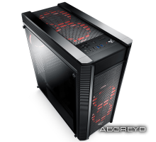 Aigo-Patriot X9 + 2fan's