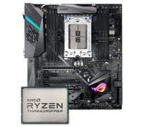 ASUS ROG Strix X399-E Gaming + AMD Ryzen Threadripper 1920X