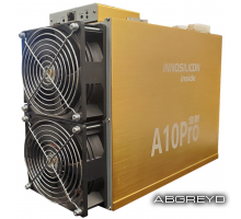 Asic Innosilicon A10 pro+ 6G 720 TH/s