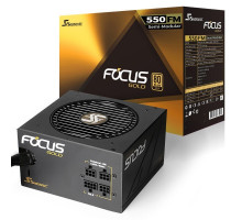 БП Seasonic FOCUS GOLD 550FM