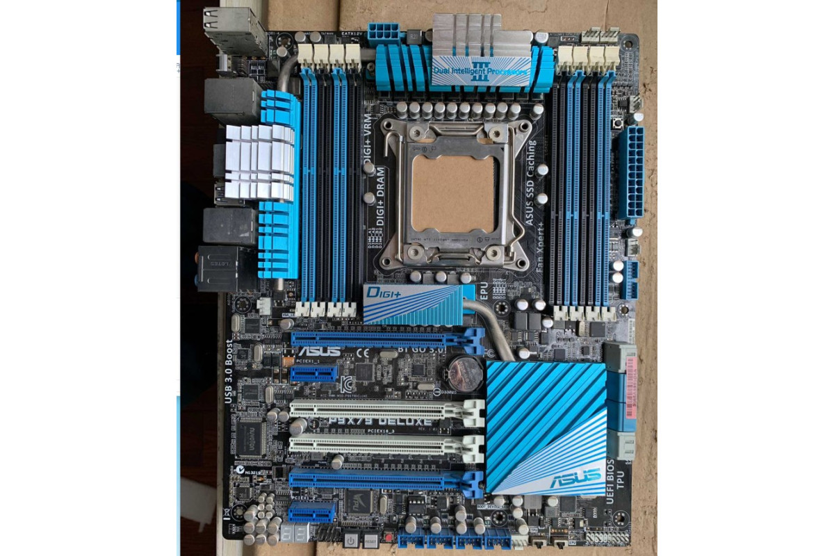 Asus P9X79 DELUXE Intel LAN Driver for Mac