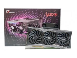 Обзор iGame GeForce RTX 3060 Ti Vulcan OC-V