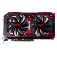 DEVIL RX 590 8G Game Graphics