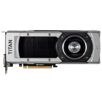 NVIDIA GeForce GTX TITAN BLACK Black 6144Mb 384 bit