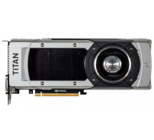 NVIDIA GeForce GTX TITAN BLACK Black 6G