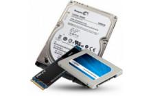 Накопители HDD, SSD, М.2, mSATA