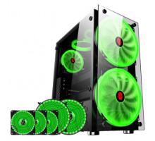 Yu Xuan Legend: Micro ATX,  M-ATX, Mini-ITX  + 5 LED FAN