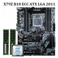 Материнская плата: X79Z VB10 LGA:2011