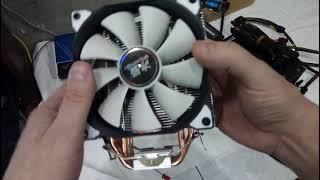 Тест сборки с накопителем SSD HIKVISION C2000 M.2 NVME 256GB