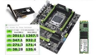 M.2 или PCI Expressx16 на Huanan E5 VER: 2.49