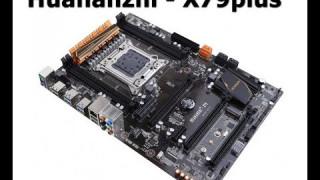 Huananzhi - X79plus + E5-2687Wv2 + GTX 1070 8GB + RAM 64GB