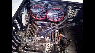RUNING X79Z VB10 + E5-2690 + RAM 1866 Mhz 128GB